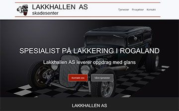 Lakkhallen AS