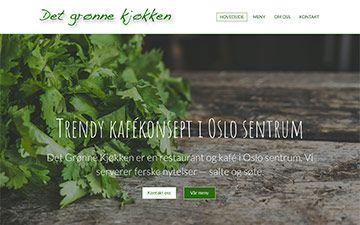 det grønne kjøkken
